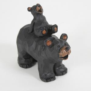 Bear Piggy Back