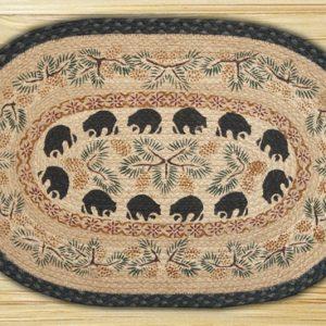 Bear Rug #136