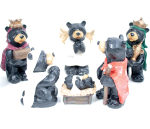 Nativity 8 Pc. Set