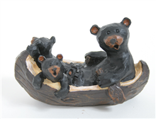 canoe bears