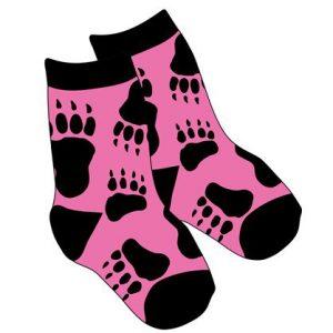 pink sock
