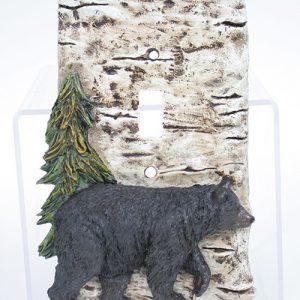 Bear Single Light Cover