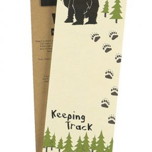 Keeping Track Notepad