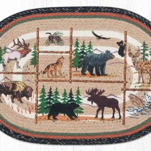 Lodge Animal BIG Rug