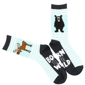 born to be wild sock